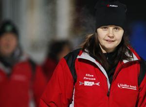 Tränaren Ellen Persson var besviken, förstås.
