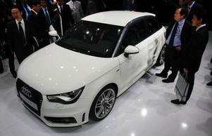 Bit för bit har Audi läckt ut bilder och fakta om märkets nya småbil A1. På salongen i Genève får man se alltihop. Ocensurerat.