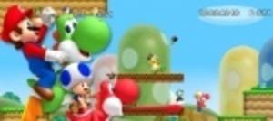 Speltest: New Super Mario Bros
