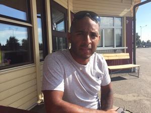Förre Ö-viksbon Martin Strömberg hoppas på en framgångsrik karriär som spelaragent.