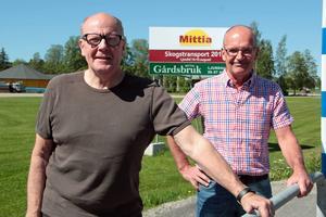 Mittia går mot rekord, konstaterar Milton Spring och Stefan Färlin.