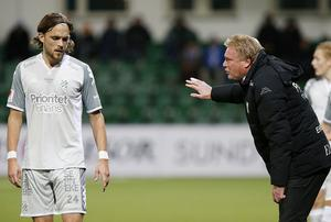 Tom Pettersson och Jörgen Lennartsson under Göteborgstiden.