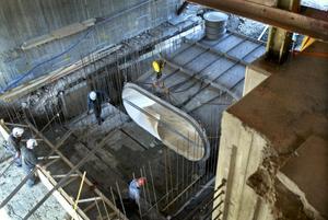 Biblisk kraft. Ludvikas nya kraftverk förses med ett sugrör vid utloppet som gör att man kan få ut mer kraft i det nya kraftverket. Bibelkunskap som inte fanns när det gamla kraftverket byggdes för över hundra år sedan.