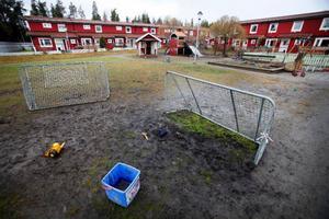 Arkivbild på Smörkransens förskola.