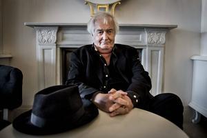 Författaren Henning Mankell. Arkivbild