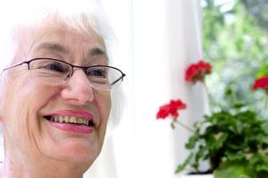 Ny bok. Ulla Hannelius är i färd med att sälja sin första roman Lastbar barlast. – Jag tänkte en dag på att karlar ofta säger