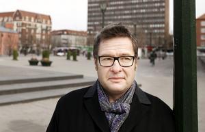 Kristian Lundberg får Lars Ahlin-priset 2014.