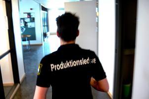 Anette Peterson är en av åtta produktionsledare på Saltviksanstalten.