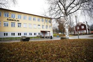 På Öjeskolan i Järvsö arbetar denna termin bara lärare som är utbildade eller är under utbildning.
