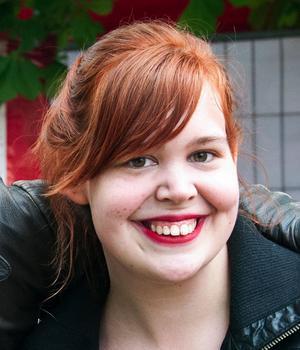 Fridah Jönsson.