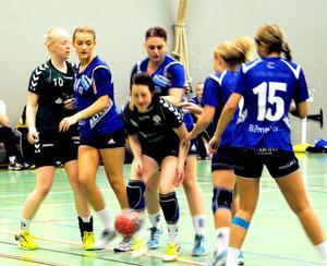 Alfta vann derbyt mot Arbrå och tog därmed sin fjärde raka seger i seriespelet.