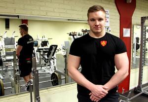Kevin Larsson - ny Norrlandsmästare.