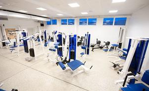 Rafna Gyms lokaler i Ramsele.