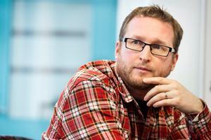 Niklas Heinemann, lärare på Hovstaskolan.