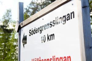 På Hällmyra i Söderhamn, där längdtävlingarna avgörs under SM-veckan, har Anders Södergren ett eget spår uppkallat efter sig.
