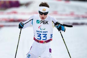 Det blev brons för Zebastian Modin i 20-kilometersloppet i skidor vid Paralympics.