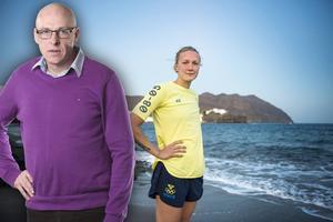 Sportens Per Hansson tycker att simmaren Sarah Sjöström ska få årets bragdguld.