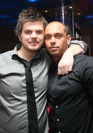 Silk. Martin och Adrian