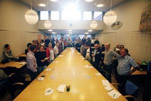 I våras uttalade flera av Hudiksvalls stora idrottsföreningar att de saknar en dialog med Hudiksvalls kommun, och den kultur- och fritidsförvaltning som ska vara föreningarnas kontakt. Därför blev gensvaret stort när förvaltningen bjöd in till möte på onsdagen