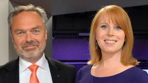 Ledarskribenten diskuterar Leif Lewins dröm om att Liberalerna med Jan Björklunds och Centerpartiet med Annie Lööf borde bilda regering.