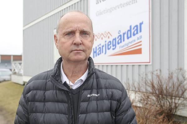 Stig Holm, VD på Härjegårdar, menar att det varit för många aktörer och för oklart om vem som ska göra vad med utemiljöerna i Härjedalen.