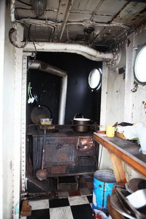 Båten byggdes i Danmark 1931.