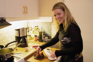 Karin Stolt Halvarsson deltar i