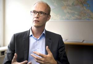 Anders Gustafson, styrelseordförande Arenabolaget.