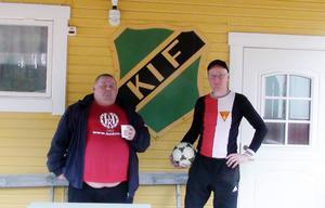 Klubbmärke Kårböle IF.