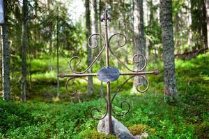 Norrhälsinglands sista avrättningsplats ligger på gränsen mellan Njutånger och Enånger.