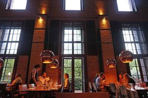 Volt - en av Berlins bästa restauranger.   Foto: Anders Pihl