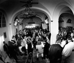 Om du minns detta har du uppnått en viss ålder.  På 1980-talet var Café Blanche det hetaste Västeråsdiscot.