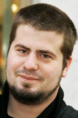 Jason O'Halloran, 25 år, Östersund:– Ja, jag har faktiskt ett företag. Jag jobbar med mark- och fastighetsskötsel. Det är okej.