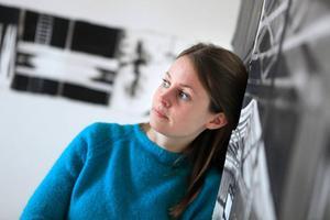 Kristina Bength gästar Östersund och Ahlbergshallen med sin utställning