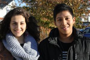 Gabriella Dahdouh och Alfonso Schöld åker till Argentina för att genomföra sitt projektarbete.