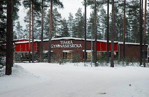 Fyra nya anställda och det nya studiecentret vid Timrå gymnasium ska bland annat hjälpa till att höja elevernas betyg i matematik.