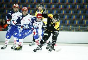 AIK spelade så sent som i mars SM-final. Nu finns de inte längre kvar i damernas elitserie.
