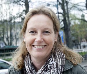 Ann-Louise Sörehall, 42, säljare, Gävle:– Egentligen inte, jag tycker att vi ska hitta andra alternativ.