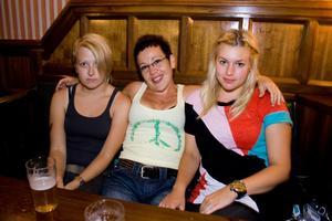 Elin, Venere, Sara (Pitchers)