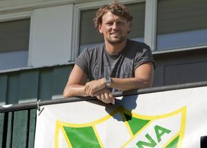 Daniel Hoch är klar för Älgarna, han skrev på för klubben under tisdagen.