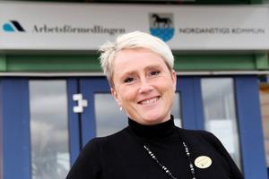 Bente Sandström säger att Nordanstigs kommun ligger i fas – och nyligen välkomnat fyra nya kommuninvånare.