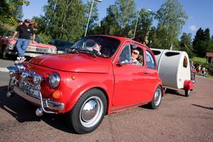 Vilken position har Rättvik som turistort utan Classic Car Week..........