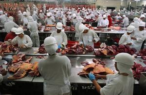 Importerat kött från Brasilien är inget bra alternativ.