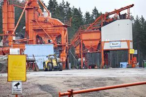 Även NCC roads asfaltverk i Växbo och Hudiksvall berörs av strejkvarslet.