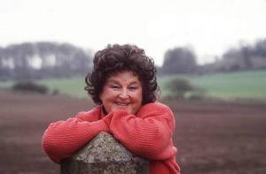 Birgit Nilsson föddes på gården Svenstad i Skåne. Här hade hon sin mentala bas, trots att hon var en superstjärna med världen som arbetsfält. Foto: Leif R Jansson/Scanpix