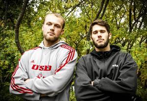 Två enkla och jordnära nordstatare från USA. Kan Trevor och Tyler bli en vinnande kombination i årets Jämtland Basket?
