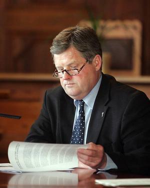 – Det är krigsföring det handlar om, säger Maths O Sundqvist till ÖP.