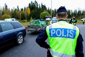 Vid den stora trafikkontrollen 19 oktober i fjol vid Europavägsrondellen i Brunflo då 500 fordon och förare kontrollerades så var det en person som togs för rattfylla och en för drograttfylla.