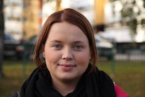 Sanna Laitinen, Kramfors:– Jag kommer nog att göra det när jag blir gammal och hamnar i riskzonen.