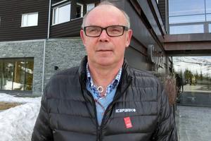 Åres kommunalråd under de senaste två åren Leif Nord (M)